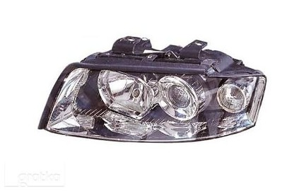 AUDI A4 B6 2000-2004 REFLEKTOR PRAWY LUB LEWY LAMPA Audi A4
