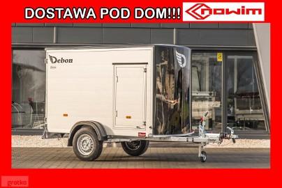 17.165 Przyczepa Debon C255 Alu z drzwiami bocznymi kontener furgon bagażowa Cheval Liberte Producent nowe przyczepy Nowim