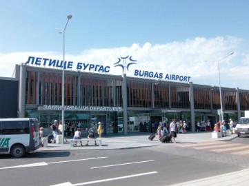 Tanie taxi z lotniska Burgas transfery do wszystkich kurortów w Bułgarii