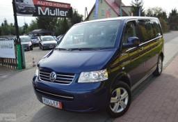 Volkswagen Transporter T5 T5 MULTIVAN 2,5TDI-130Km 7-0s.Serwis , Climatronic