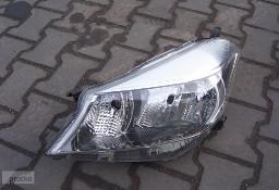 TOYOTA YARIS 3 III 2011-2014 REFLEKTOR LEWY LAMPA Toyota Yaris