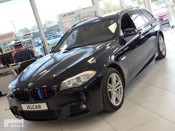 BMW SERIA 5 530 3.0 258KM 530d xDrive Automat 4x4 Nawigacja M-pakiet