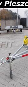 TM-072 Jet, 176x490cm, przyczepa do przewozu łodzi, skuterów wodnych, kajaków wędkarskich, DMC 750kg-3