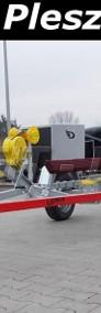 TM-072 Jet, 176x490cm, przyczepa do przewozu łodzi, skuterów wodnych, kajaków wędkarskich, DMC 750kg-4
