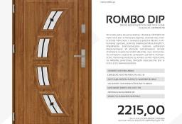 Drzwi stalowe SETTO model ROMBO 68 DIP