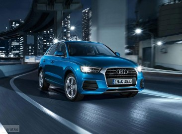 Audi Q3 II Negocjuj ceny zAutoDealer24.pl