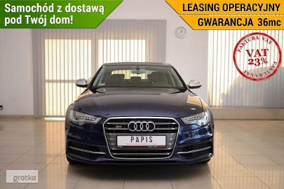 Audi S6 IV (C7) VAT23% SalonPL 1.Wł ASO Quattro BOSE Klima 4 strefy Navi FullLED PAP