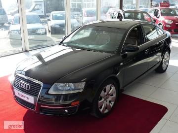 Audi A6 III (C6) C6 3.2 FSI V6 256KM Quattro Skóra Nawigacja GPS NOWY ROZRZĄD