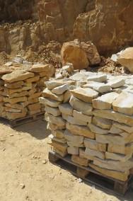 Kamień ogrodowy do ogrodu płaski na  piaskowiec skarpy naturalny płaski -2