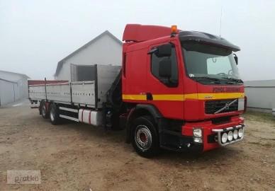 Volvo FE Euro 5 6x2 HDS 6X2 aluminiowa zabudowa