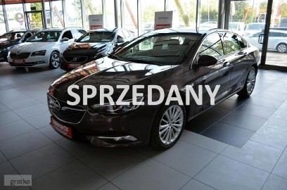 Opel Insignia II Country Tourer Opel Insignia 1.5 / Benzyna / Automat / Salon PL / Navi / Alu / ASO
