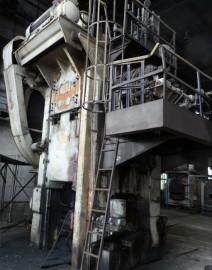 Prasa do kucia na goraco PKXW-2500 ton Erfurt