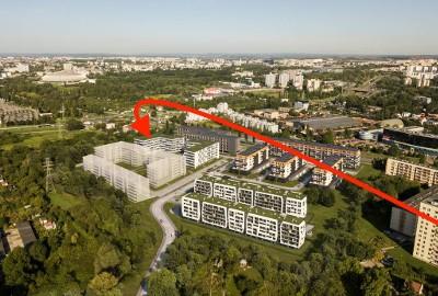 Mieszkanie Kraków Kraków-Nowa Huta, al. Pokoju