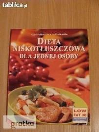 dieta niskotłuszczowa dla jednej osoby Vallenthin Warszawa 2003