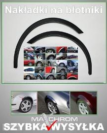 Nakładki na błotniki listwa x4 szt - Alfa Romeo 145