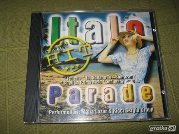 CD Italo Hit Parade