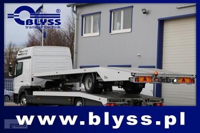 Mercedes-Benz ATEGO 923 AUTOTRANSPORTER BLYSS