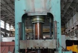 Prasa hydrauliczna 400 ton