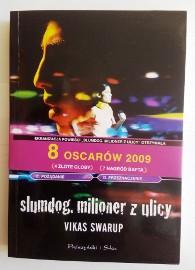 Książka Slumdog, milioner z ulicy
