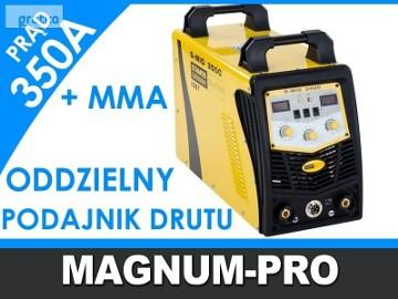 Profesjonalna spawarka 350A MIG/MAG MMA