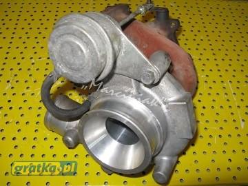 Turbosprężarka Turbina Iveco Daily 3.0 146KM Iveco Daily