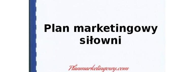 Plan marketingowy siłowni-1
