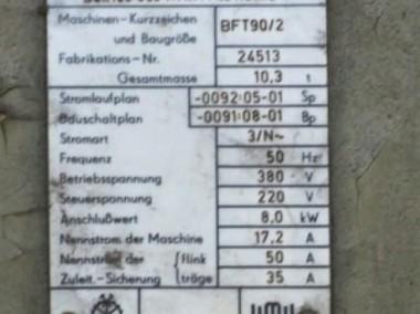 wytaczarka BFT-90/2-rok 82---2