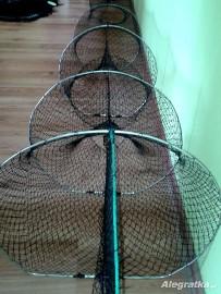 sprzedam sieci rybackie, żaki ,wontony,włoki,przywłoki,drgawice itd