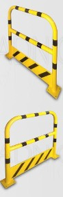 Tworzenie ciągów kominikacyjnych, stojak na rower 100 cm-3
