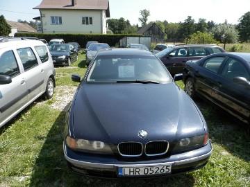 BMW SERIA 5 IV (E39) e39