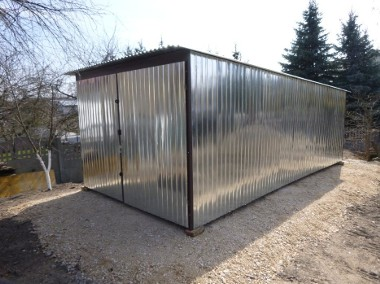 Garaż Radomsko-1