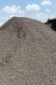 Kamień kruszywo żużel GRYS na utwardzenie TRANSPORT-3