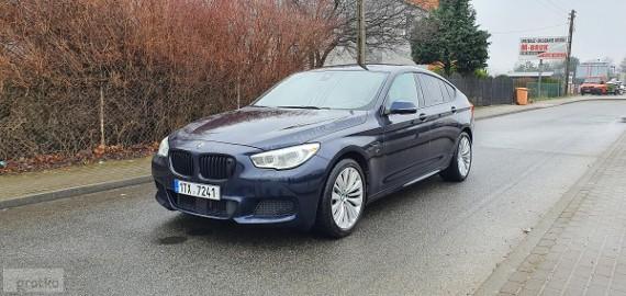 BMW SERIA 5 5GT/ 535XD/ M-Pakiet/ Head Up/ II kpl kół/Dociągi