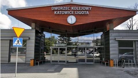 Lokal Katowice Ligota, ul. Franciszkańska 1, Lokal w Budynku Dworca Kolejowego