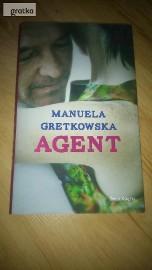 agent Manuela Gretkowska