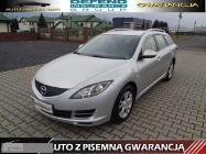 Mazda 6 II 1.8 125PS Benzyna Książka Niemiec Śliczna Gwarancja
