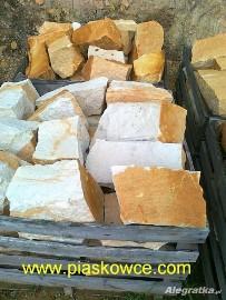 Kamień murowy kopalnia piaskowca kamień dekoracyjny piaskowiec