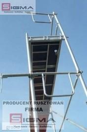 RUSZTOWANIA Elewacyjne Systemowe Producent Rusztowanie 235m2 od 8600zł