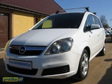 Opel Zafira VAN * VAT-1 * DOSTAWCZY - ODLICZ 23% VATu