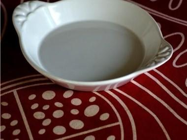 Patelenka ceramiczna Talerzyk Rawier do zapiekania, pieczenia Crumble-1