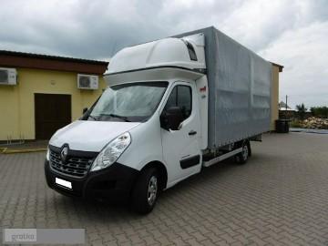 Renault Master master 2.3 170 km polski salon 10 ep plandeka 8,9,10 ep