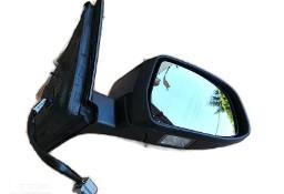 BS71-17682-VC LUSTERKO DRZWI PRAWA STRONA NIEBIESKIE LIFT MK4 Ford Mondeo