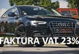 Audi A5 II PL Salon, FVAT23%, Alu20, Skóra, Xenon, Led, Zadbana, Gwarancja