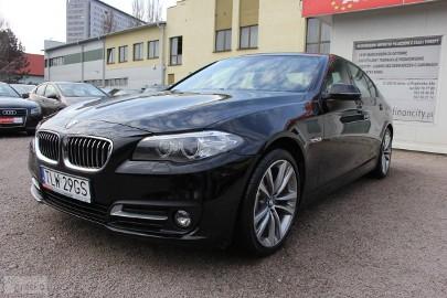 BMW SERIA 5 528i, gwarancja, 29 tys przebieg, full, piękna!