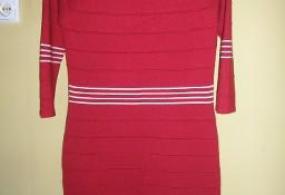 sukienka czerwona BodyFlirt  36-38