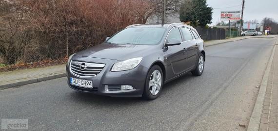 Opel Insignia I 2.0 CDTI 130 KM / Nawigacja / Serwisowany !!
