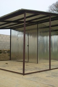 Garaż Lubin-2