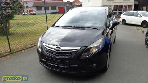 Opel Zafira C 2.0 CDTI Cosmo BEZWYPADKOWA NAWI ALU SALON OPELA