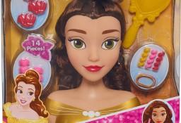 Głowa do czesania stylizacji DISNEY Princess
