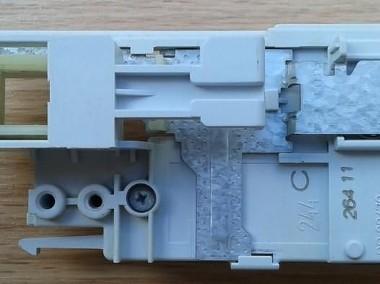 Rygiel Blokada Elektrozamek Drzwi Pralki Bosch, Siemens, LG-1